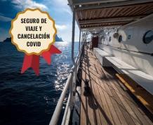 Navegando en Goleta por Ibiza y Formentera