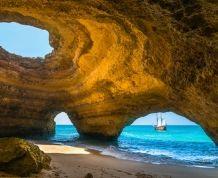 El Algarve. El paraíso portugués