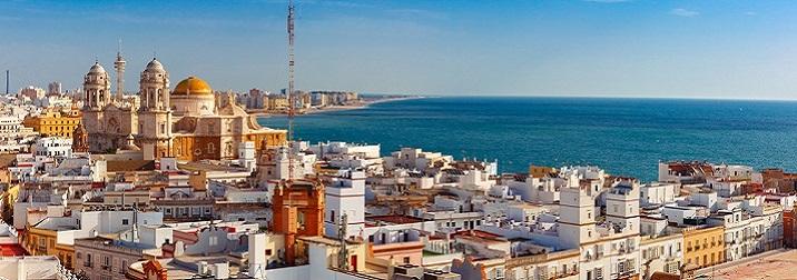 Puente de Diciembre en Cádiz