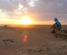 Fin de año en Túnez: Las Mil y una Noches