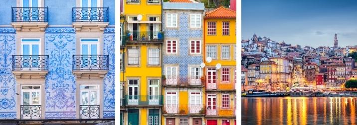 Fin de año en Oporto