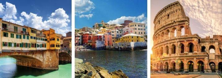 Crucero: lo mejor del Mediterráneo a bordo del MSC