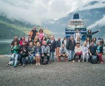 Crucero por los Fiordos Noruegos ¡Espectacular!