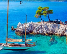 Grecia y la Isla de Mamma Mia: Descubre Skopelos, Atenas y Meteora