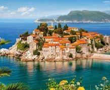 Montenegro y la bella Costa Dálmata de Croacia