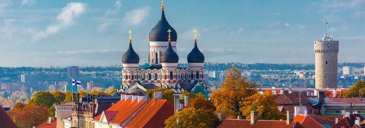 Repúblicas Bálticas: parques, palacios y ciudades