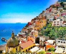 La Campania Italiana. Cilento, Nápoles y la Costa Amalfitana