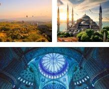 Turquia: de Estambul a la Capadocia