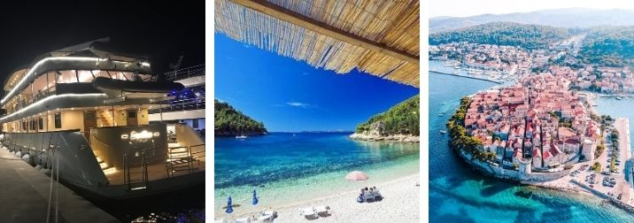 Barco Exclusivo Gruppit por Croacia III