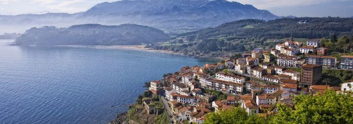 La Costa verde de Asturias y Covadonga