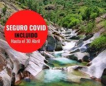 Puente de Mayo en Caceres. Valle del Jerte y La Vera