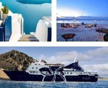 """Crucero """"Boutique"""" por las Cícladas y el Egeo"""