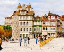 Norte de Portugal, Rias Baixas e Islas Cies