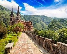 La Costa verde de Asturias y Covadonga.COMPLETO