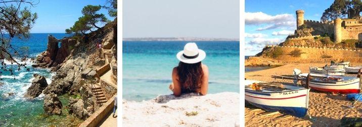 Vacaciones Singles en la Costa Brava. Pensión Completa