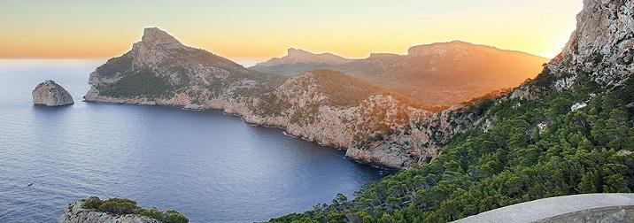 Mallorca, el paraíso balear (Ferry desde Barcelona o Valencia)