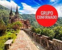 La Costa verde de Asturias y Covadonga.
