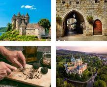 Dordogne, Perigord Nord y visita a Carcassonne. Viaje garantizado. ÚLTIMAS 3 PLAZAS