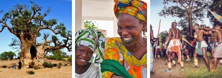 Fin de Año en Senegal. Autentico y étnico