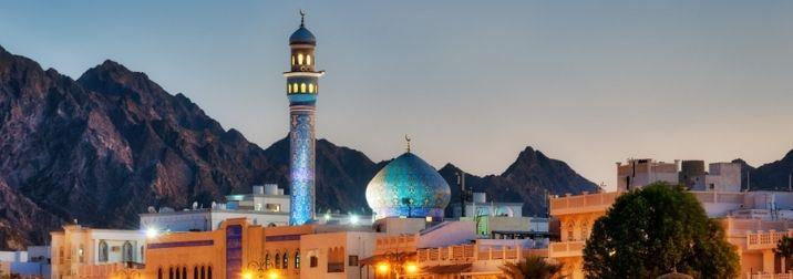 Fin de Año en Omán